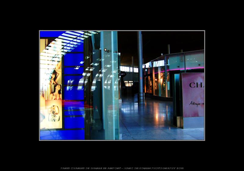 Paris CDG 2E Terminal - 18