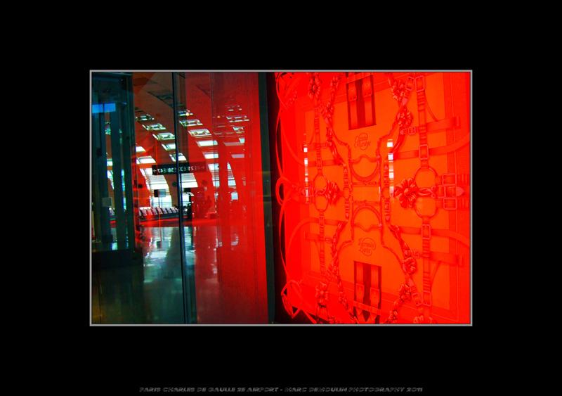 Paris CDG 2E Terminal - 22