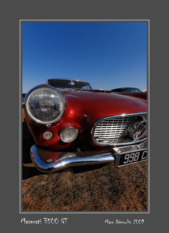 MASERATI 3500 GT Reims - France