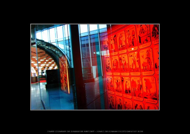 Paris CDG 2E Terminal - 34