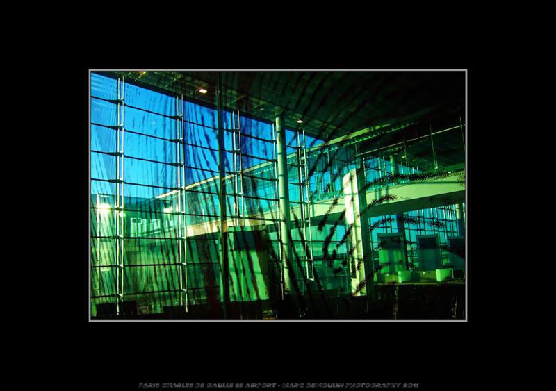 Paris CDG 2E Terminal - 38