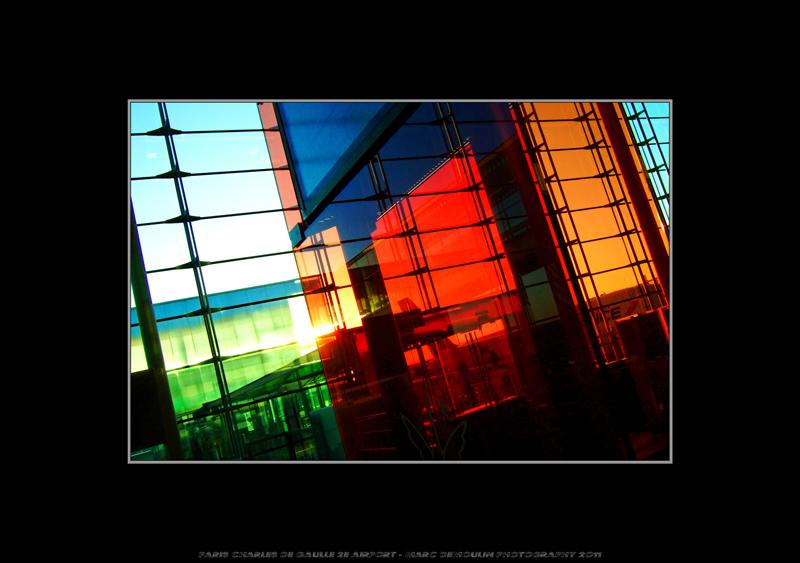 Paris CDG 2E Terminal - 41