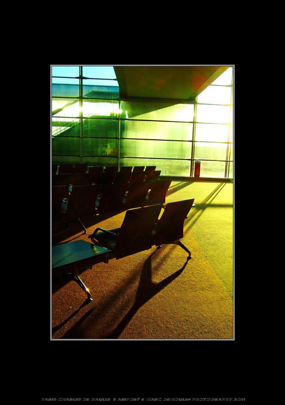 Paris CDG 2E Terminal - 43