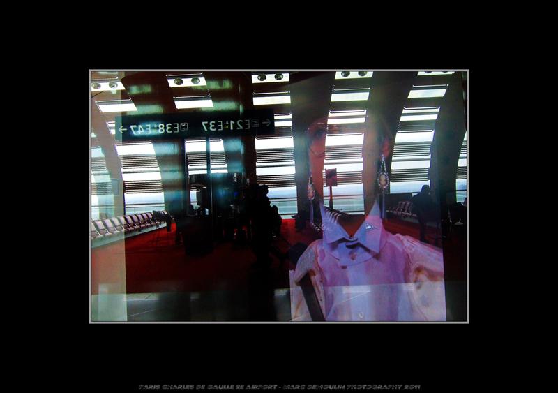 Paris CDG 2E Terminal - 50