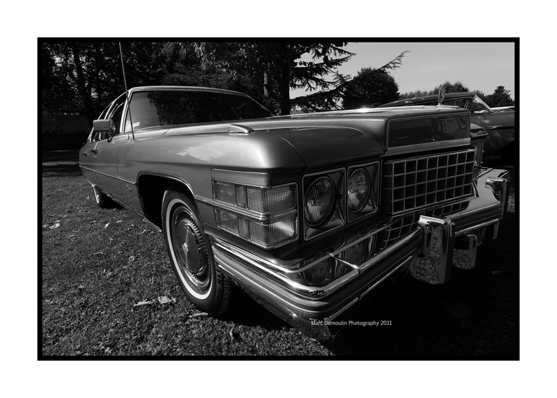 Cadillac Fleetwood 1974, Ecquevilly