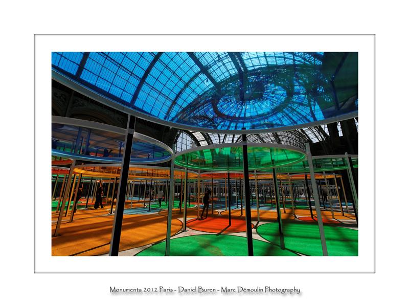 Monumenta Paris 2012 Daniel Buren 13