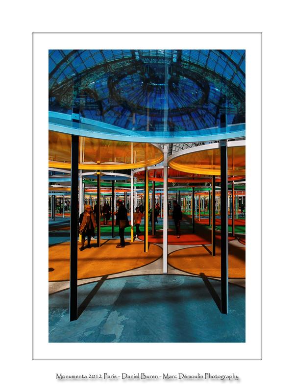 Monumenta Paris 2012 Daniel Buren 16