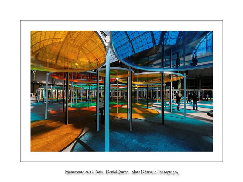 Monumenta Paris 2012 Daniel Buren 19