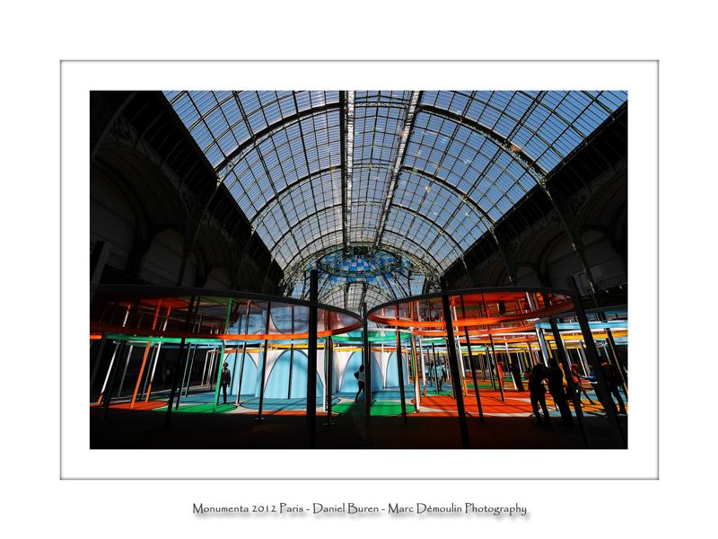 Monumenta Paris 2012 Daniel Buren 22