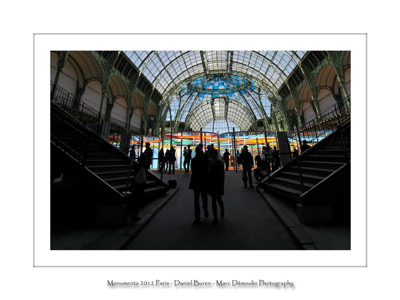 Monumenta Paris 2012 Daniel Buren 28