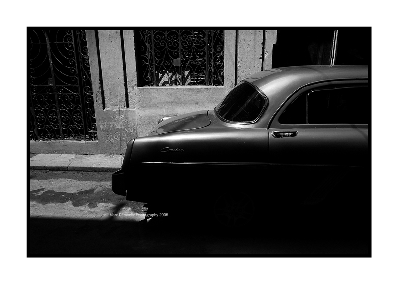 1953 Mercury Monterey 4 door (?), La Habana