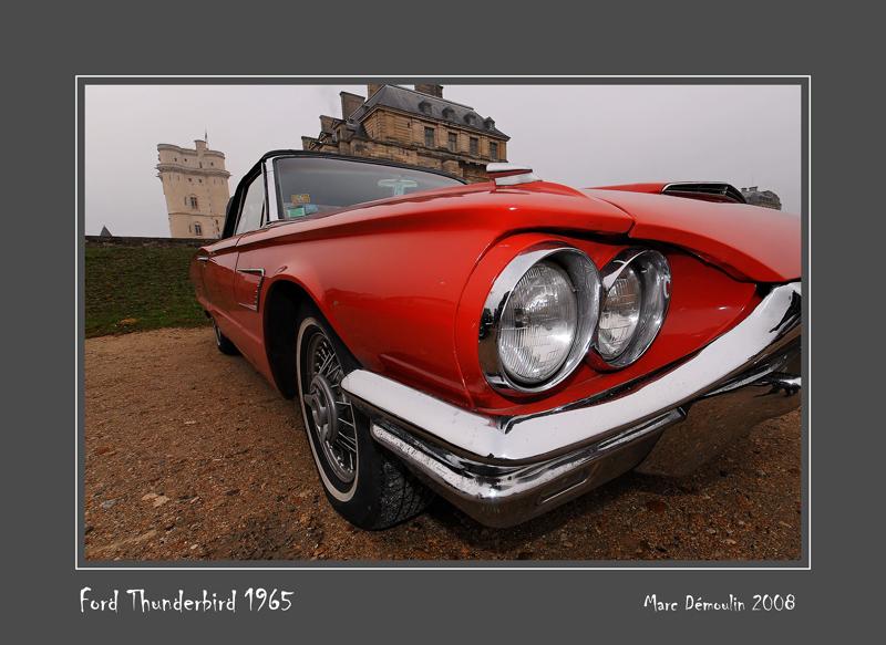 FORD Thunderbird 1965 Vincennes - France