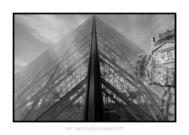 Louvre pyramid 1