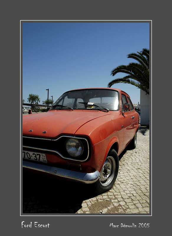 FORD Escort Tavira - Portugal