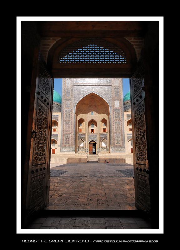 Along the great silk road 11
