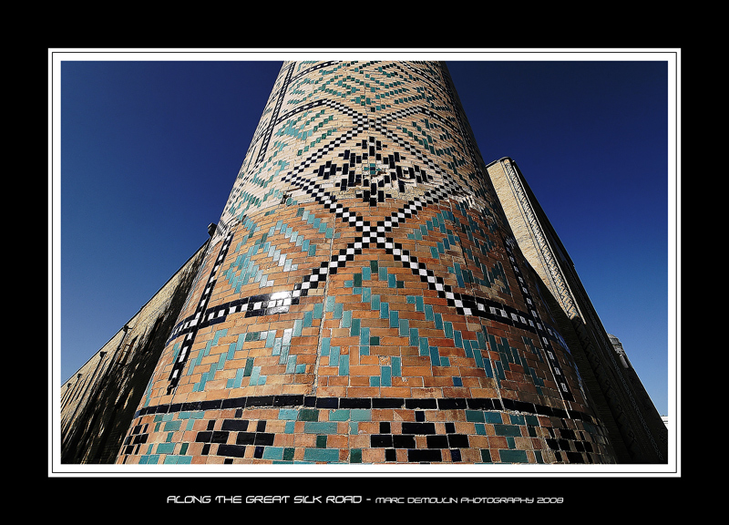 Along the great silk road 34