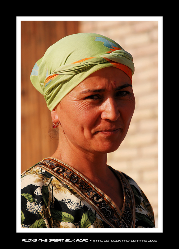 Along the great silk road 46
