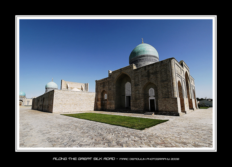 Along the great silk road 47