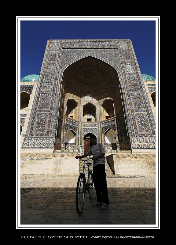 Along the great silk road 51