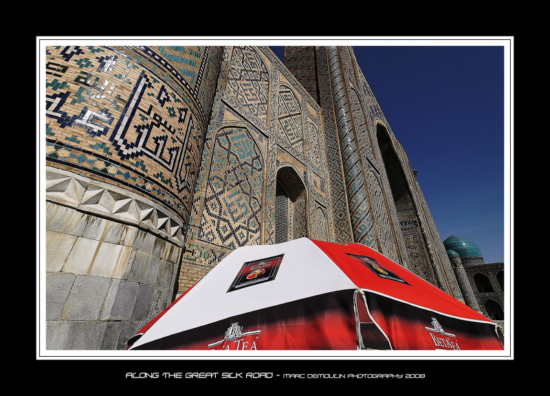 Along the great silk road 65
