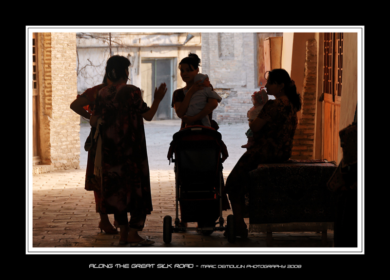 Along the great silk road 70
