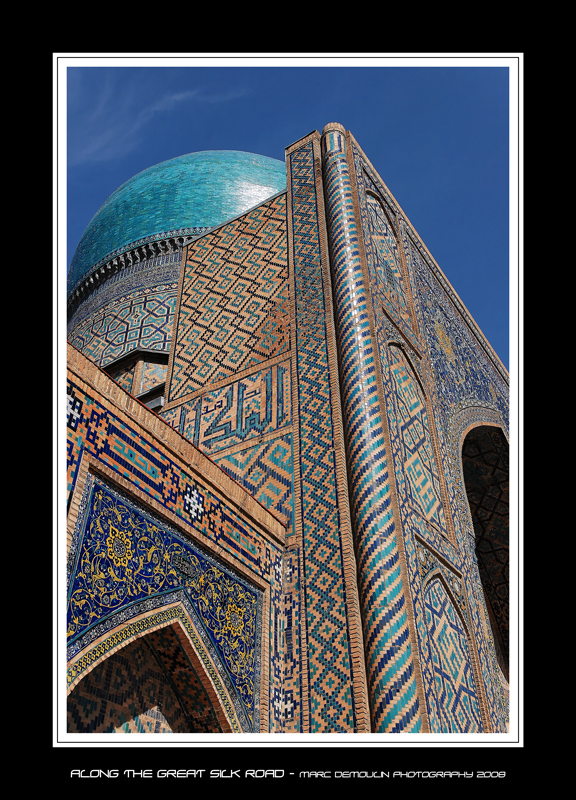 Along the great silk road 76