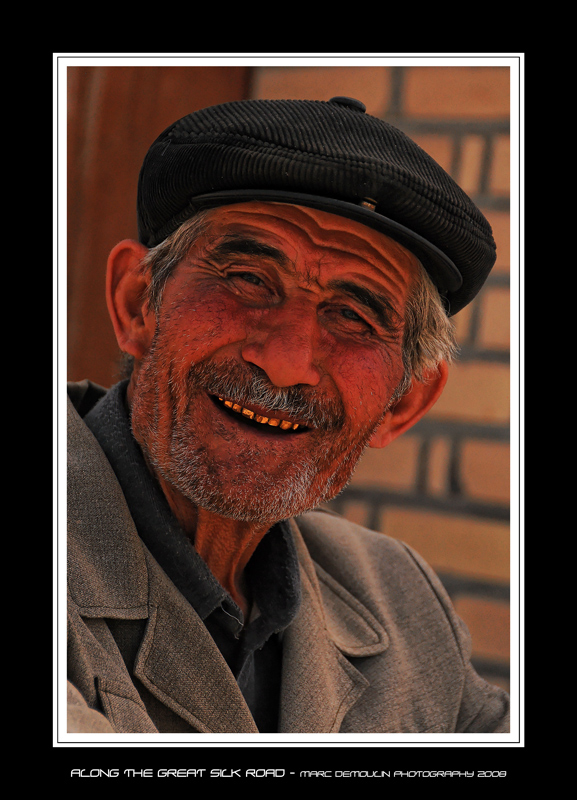 Along the great silk road 91