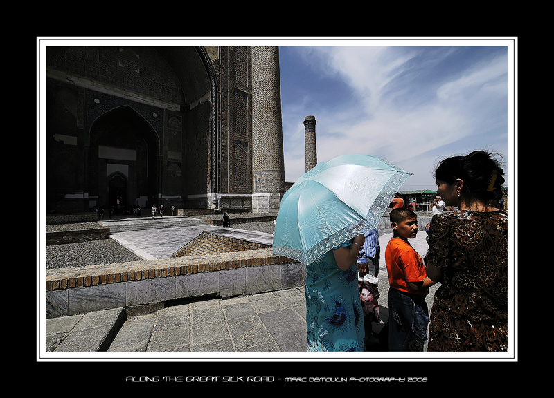 Along the great silk road 95