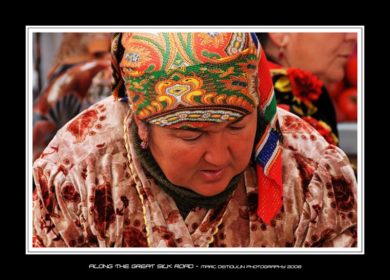 Along the great silk road 96