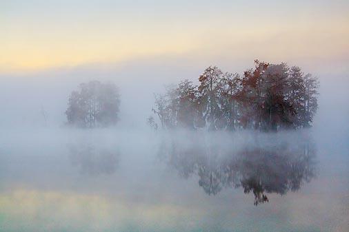 Morning Fog On Lake Martin 26084
