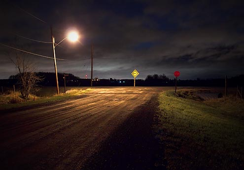 Light At The End Of The Road - Take 2 (20100410)