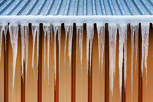 Icicles 20110206