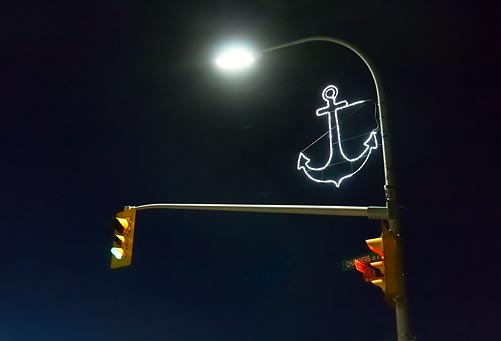 Anchor Streetlighting 20110220
