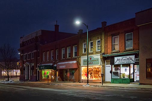 Russell Street 20110226