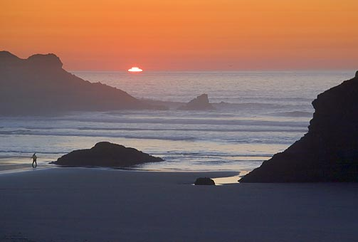Oregon Coast Sunset4