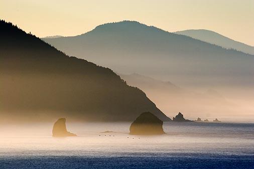 Sunrise Ocean Mist 20051120