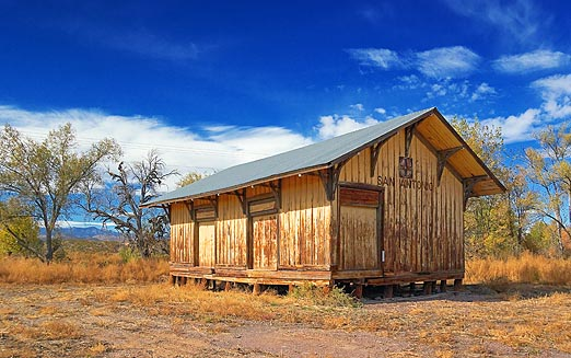 Old Train Station 73569