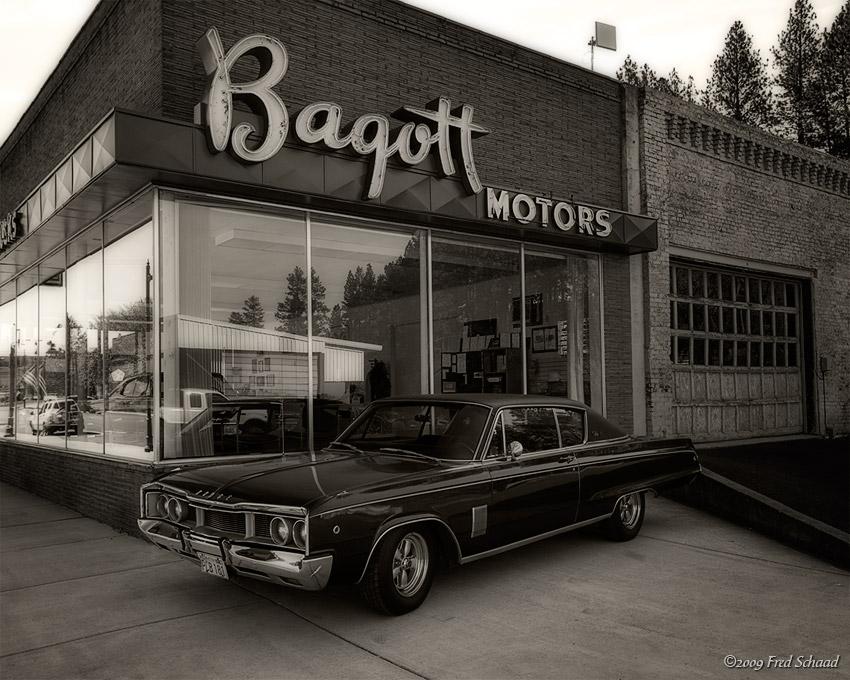 Bagott Motors