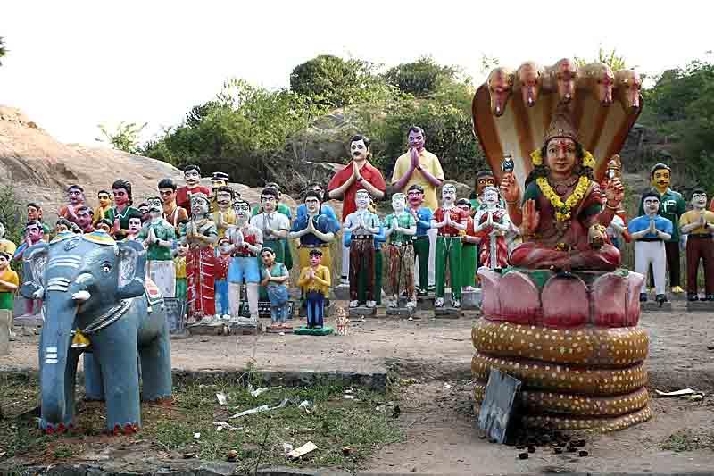 Ayyanar-Temple in Mallur near Salem. http://www.blurb.com/books/3782738