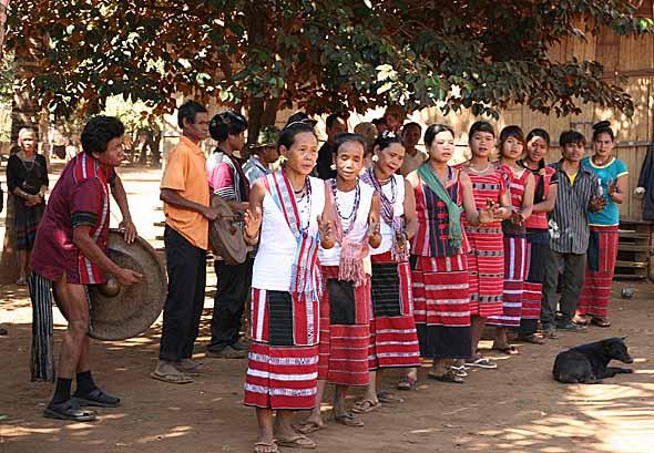 Kameng harvest celebretion.