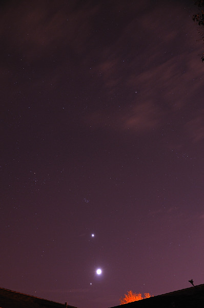 Celestial Triangle