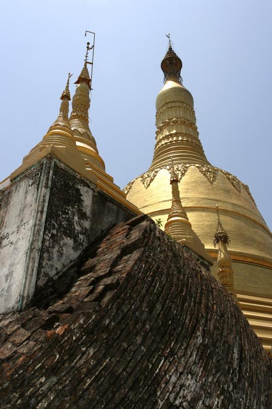 Bago - La pagode de Shwenawdaw
