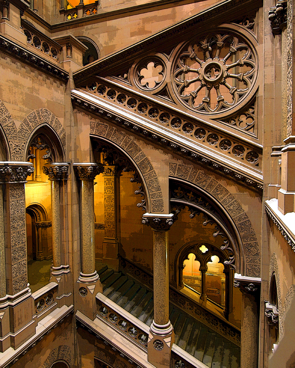 Senate Staircase