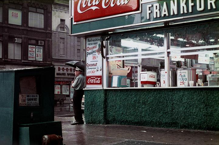 Frankfurter Stand - 1971