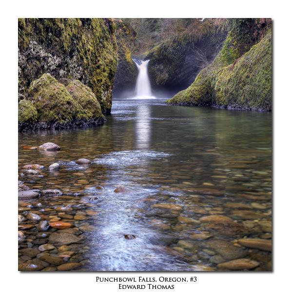 Punchbowl Falls, Oregon #3