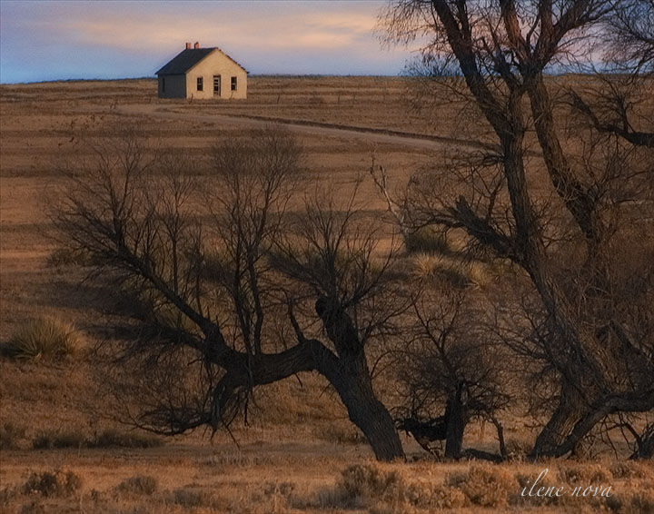 elbert county in november