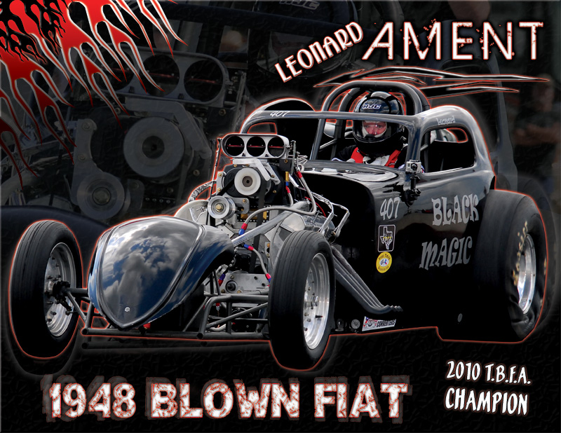 Leonard Ament Texas Blown Fuel Fiat 2011