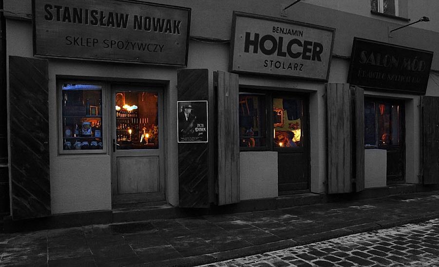Jewish quarter cafes