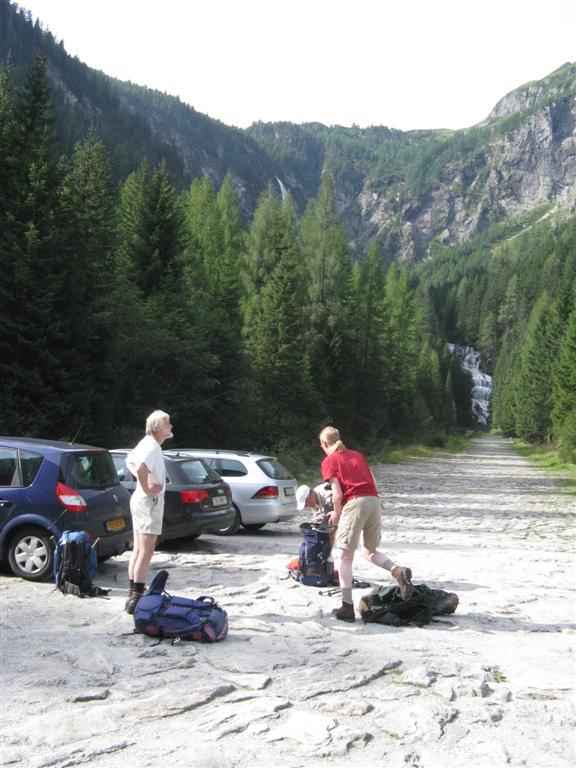 Start in Böckstein