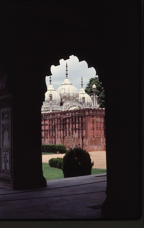 Red Fort Mosque